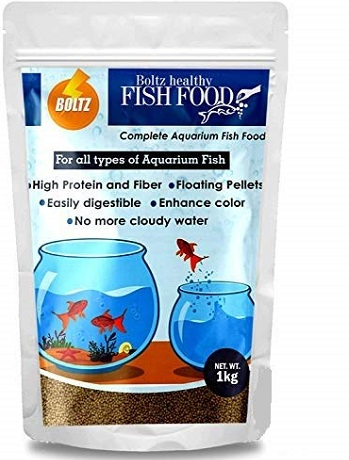 Boltz Fish Food for Growth