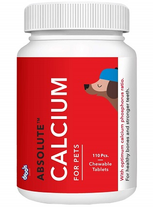 Drools Absolute Calcium Tablet