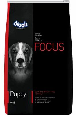 Drools Focus Puppy Super Premium Dog Food