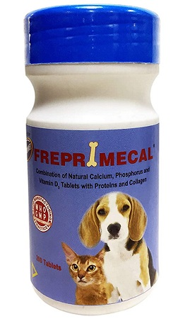 Freprimecal Calcium Tablets for Dogs,