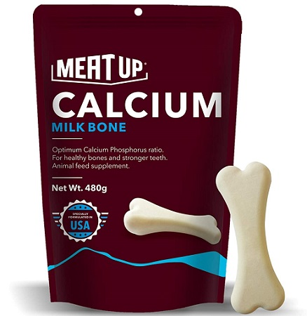 Meat Up Calcium Bone Pouch