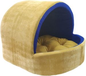 Mellifluous Small Size Dog and Cat Bed