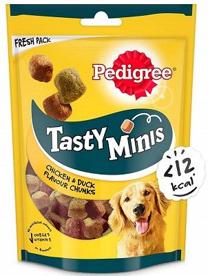 Pedigree Tasty Minis Cubes Adult Dog Treat