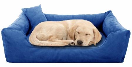 Pet Royale Reversable Velvet Bed for Dogs
