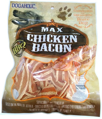 Rena Max Chicken Bacon Strips