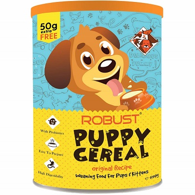 Robust Puppy Cereal