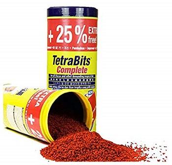 TetraBits Complete Happy Fins Fish Food